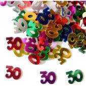 Confettis de table 30