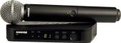 Micro hf main shure BLX24E-SM58-M17