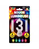 Bougie Lumineuse 3