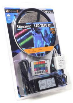 Kit flexled RGB, 5 m, 60 LEDs/m, IP65