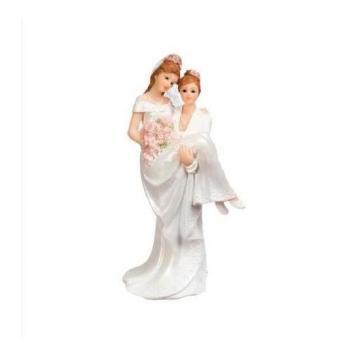 Couple de mariées femmes
