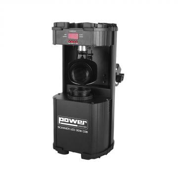 Scanner led 30w cob Power