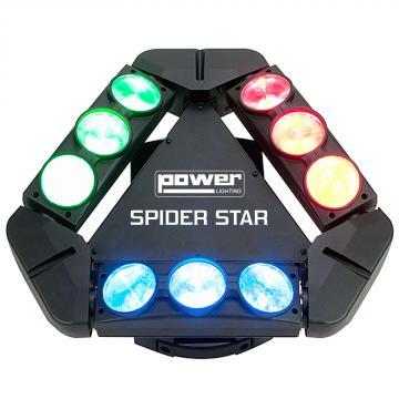 Spider star power
