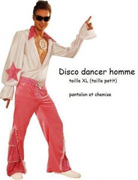 DISCO DANCER HOMME