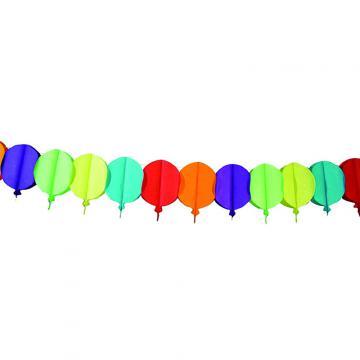 Guirlande ballons 4m