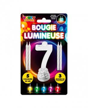 Bougie Lumineuse 7