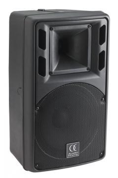 Enceinte amplifiée 150W Rms acute8/amp