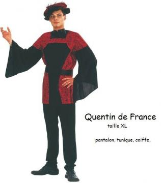 QUENTIN DE FRANCE