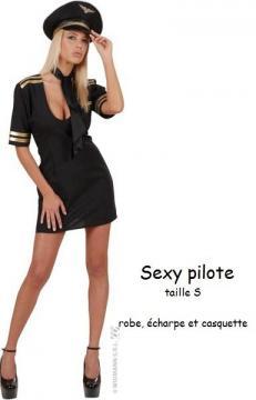 SEXY PILOTE