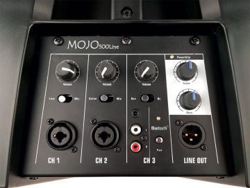 Système actif Mojo500line