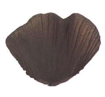 Sachet de 100 pétales avec feuilles couleur chocolat