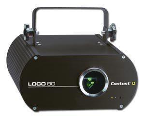 Laser vert 80mw logo80