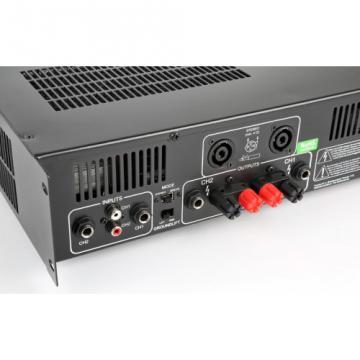 Amplificateur vonyx 2x1000w - vxa-2000