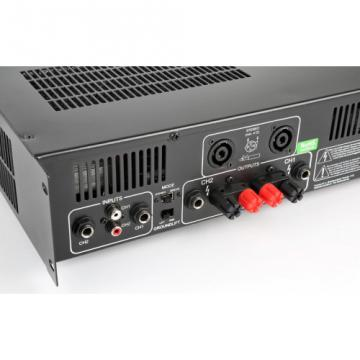 Amplificateur vonyx 2x600w - vxa-1200II