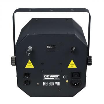 METEOR VIII Multi-faisceaux,Wash, Strobe, Laser multipoints Rouge et Vert