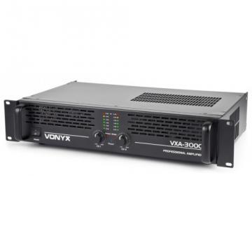Amplificateur vonyx 2x1500w - vxa-3000