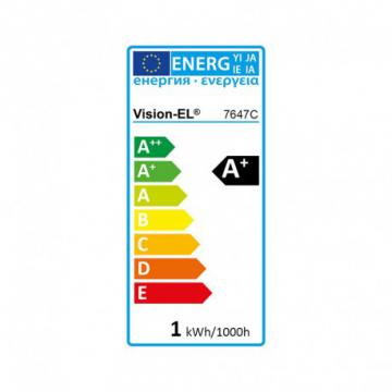 Ampoule LED B22 1W Orange
