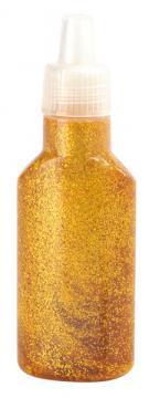 Encre pailletée or