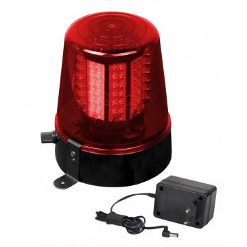 Gyrophare rouge à base de 108 LED extrêmement brillantes