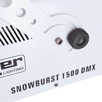 Machine à neige 1500W DMX