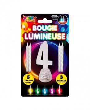 Bougie Lumineuse 4