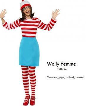 WALLY FEMME