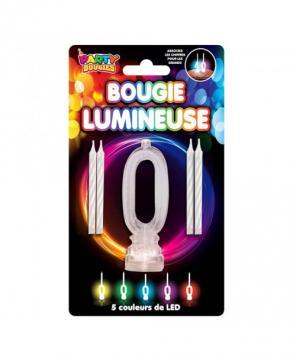 Bougie Lumineuse 0