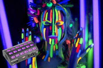BUV463 Strobe LED UV